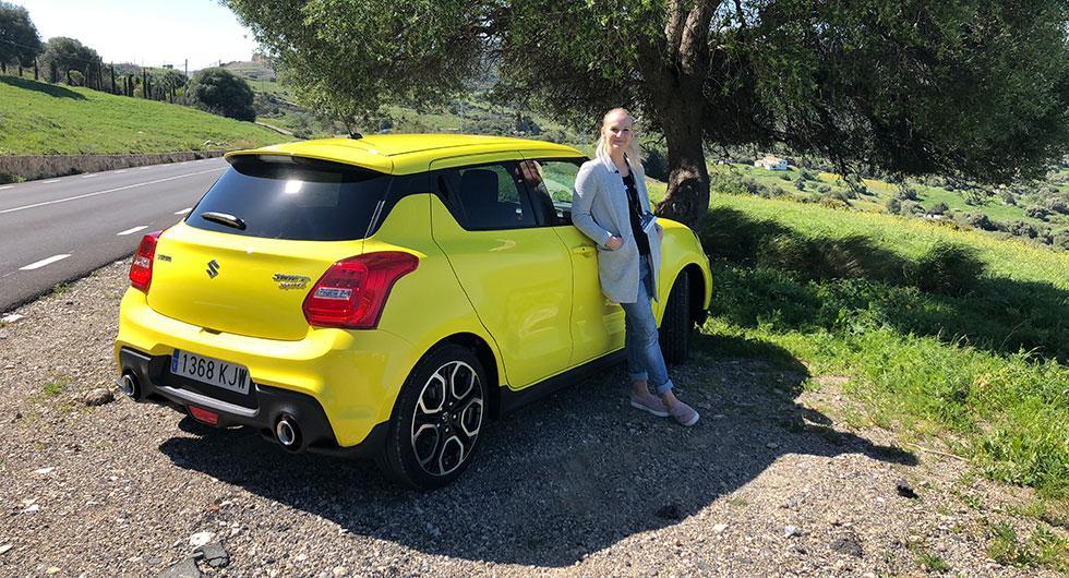 Suzuki Swift Sport – rapport från provkörningen