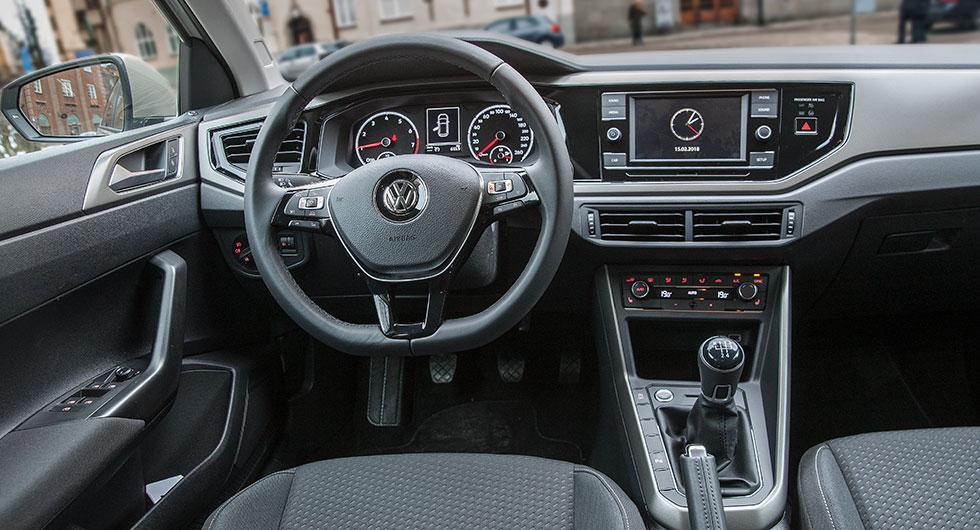Provkörning: Volkswagen Polo TGi (2018)