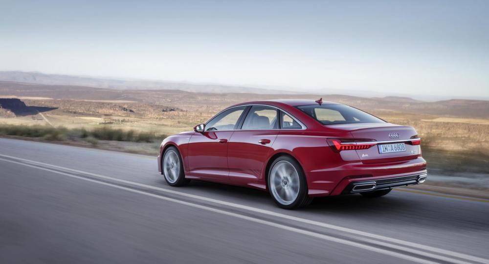 Svenskt pris för Audi A6