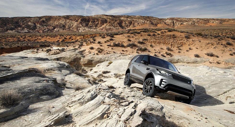 Här vill Jaguar Land Rover att bilen ska kunna köra själv, utan hjälp från mänsklig förare.