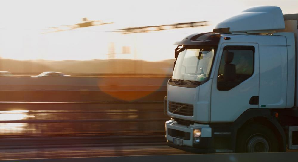 Utsläpp från lastbilar ökar