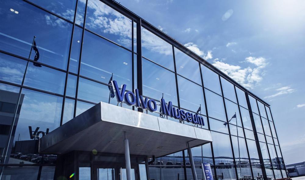 Imorgon är Volvo Museums Dag