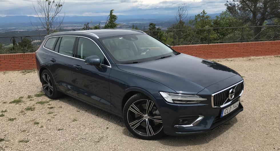 Volvo V60 – rapport från provkörningen