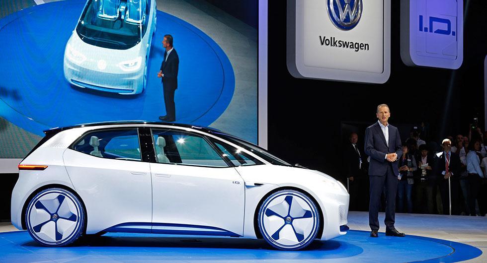 Bilsalongen i Paris hölls senast 2016, då presenterade Volkswagen sin eldrivna framtidsfamilj av bilar: I.D. I år hoppar Volkswagen över sin medverkan på bilmässan.