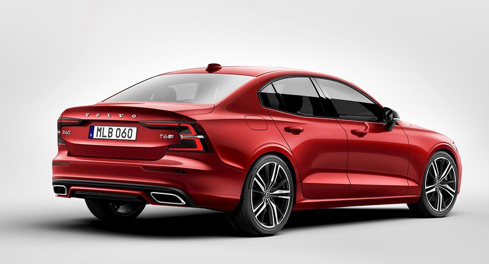 Klicka på bildspelen här nedanför för att se många fler bilder på nya Volvo S60.