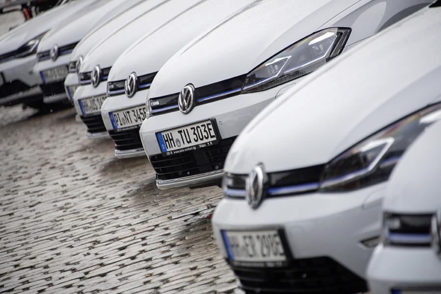 Ökad bilförsäljning i Europa