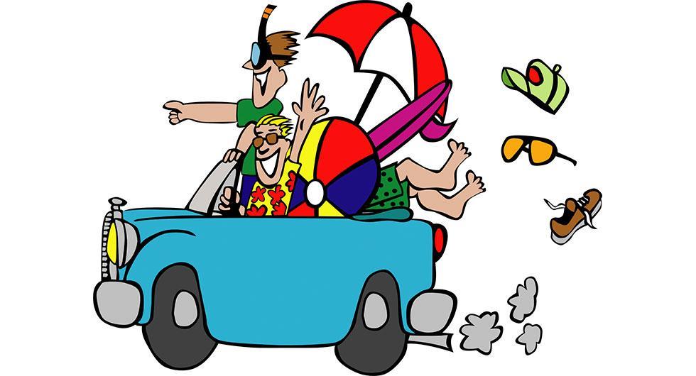 Tips för lyckad bilsemester