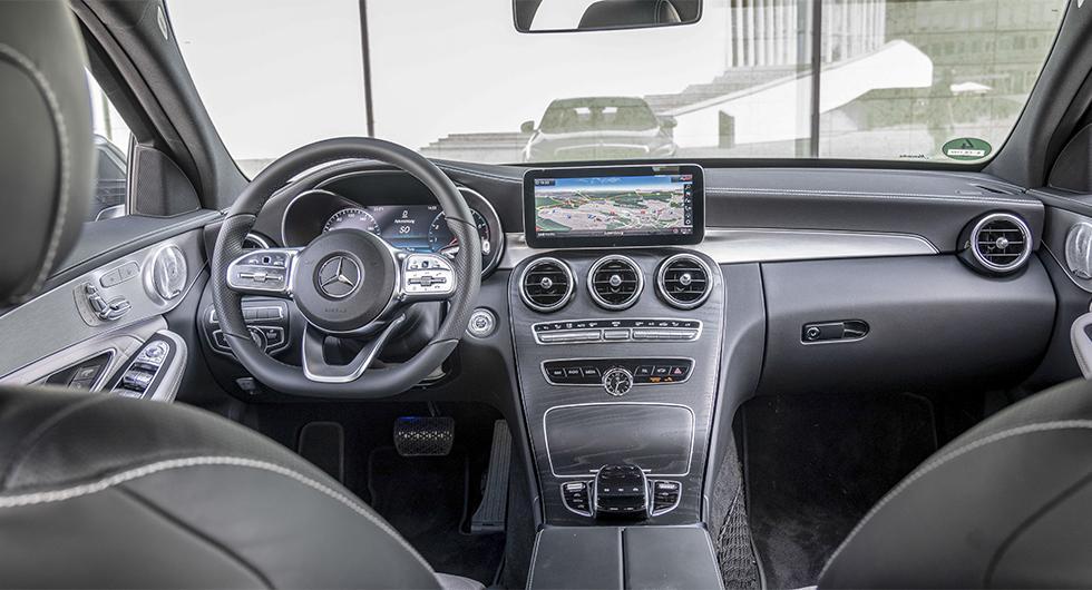 Mercedes C-klass – rapport från provkörningen