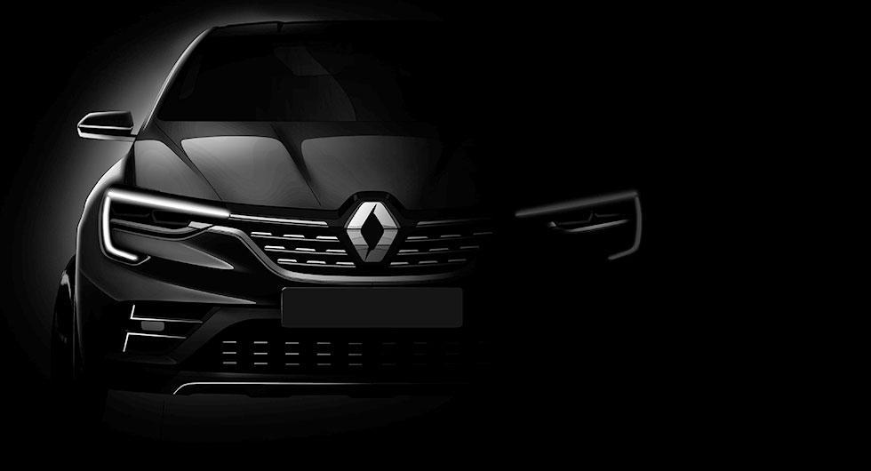 Renault planerar crossover