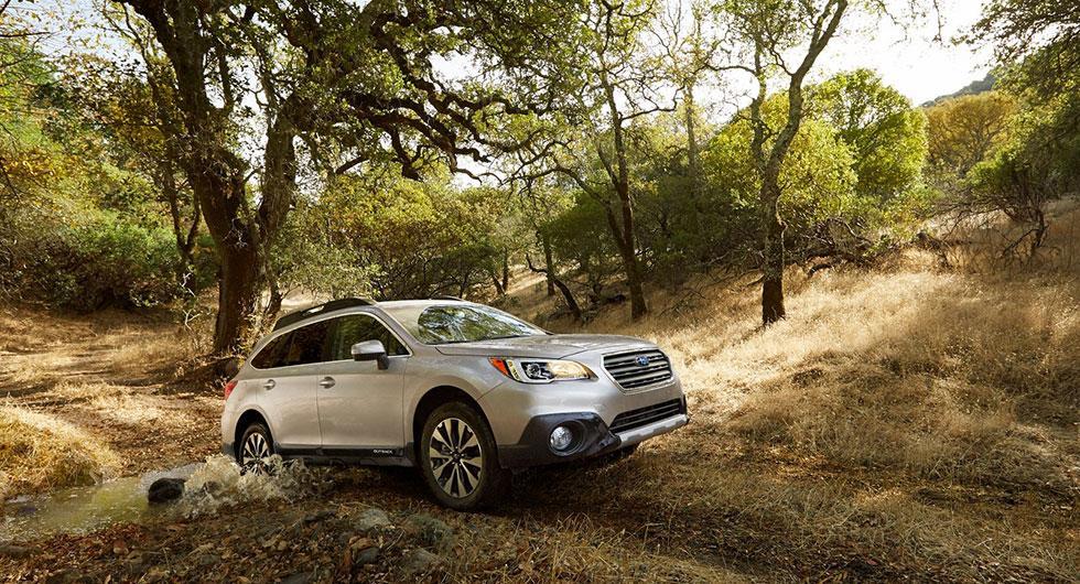 Frågeställarens förtroende för Subaru Outbacks fyrhjulsdrift blev naggat i kanten efter en incident med backning med släp.