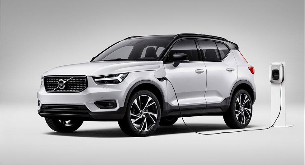 Här är Volvos framtidsplaner