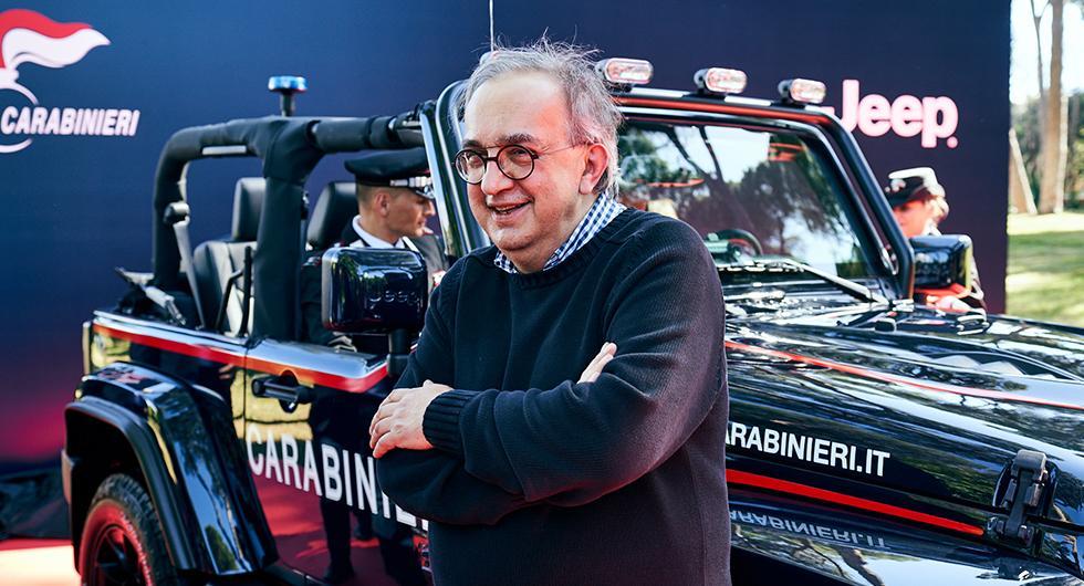 Sergio Marchionne har gått bort