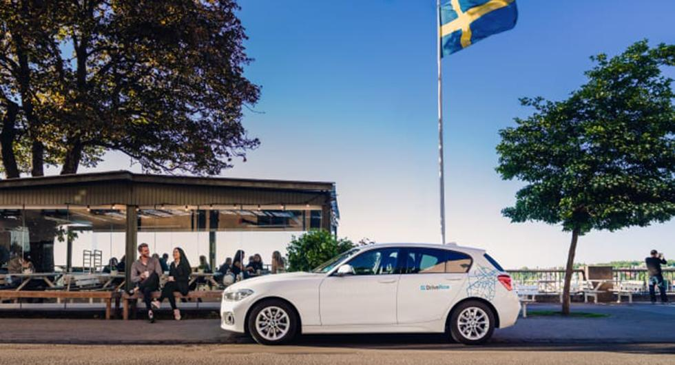 DriveNow upphör i Stockholm
