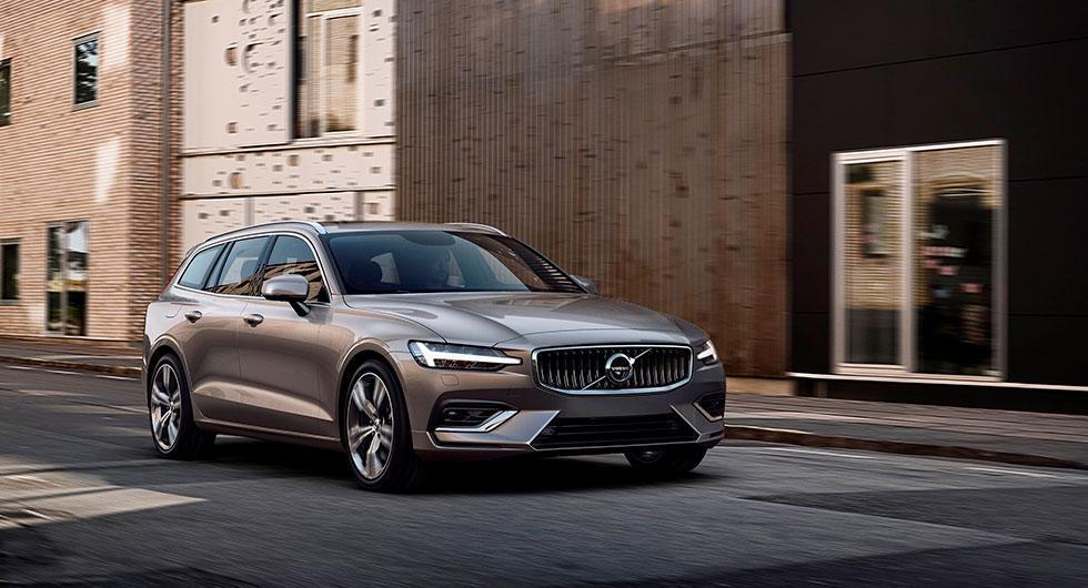 Rekordvinst för Volvo