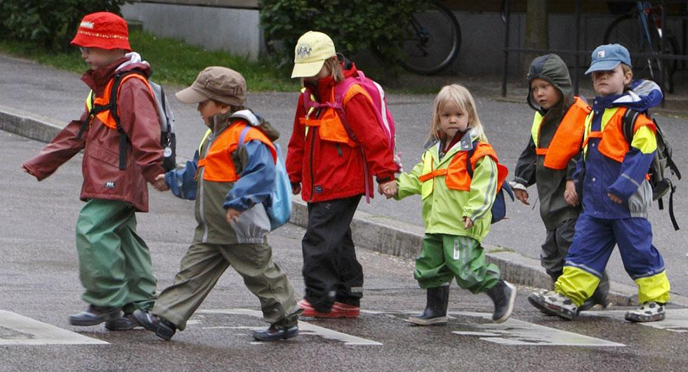 Trafikmiljön kring skolor har försämrats