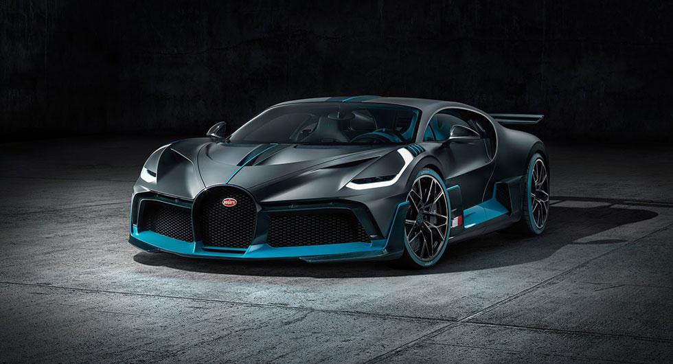 Bugatti Divo redan slutsåld