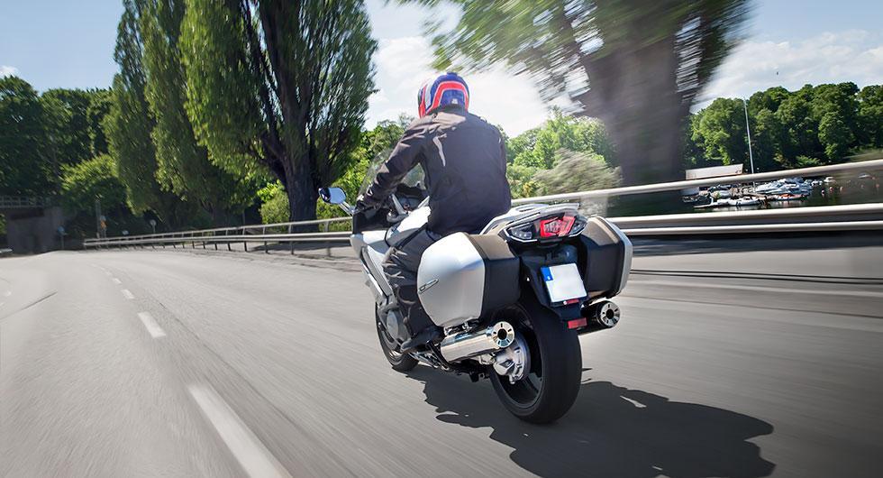 Fördubbling av omkomna motorcyklister