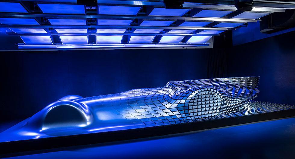 Mercedes ska visa elektrisk silverpil