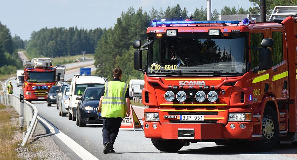 Fler dödsfall i trafiken