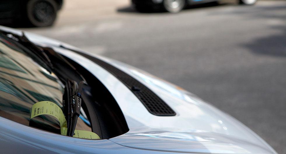 Ny taktik för att stoppa bilmålvakter