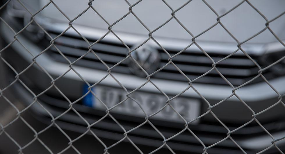 Volkswagenägare i Tyskland riskerar körförbud