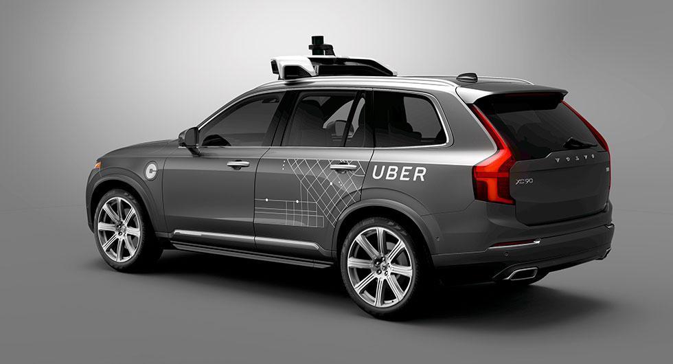 Uber-dödsfall kunde ha undvikits med Volvoteknik
