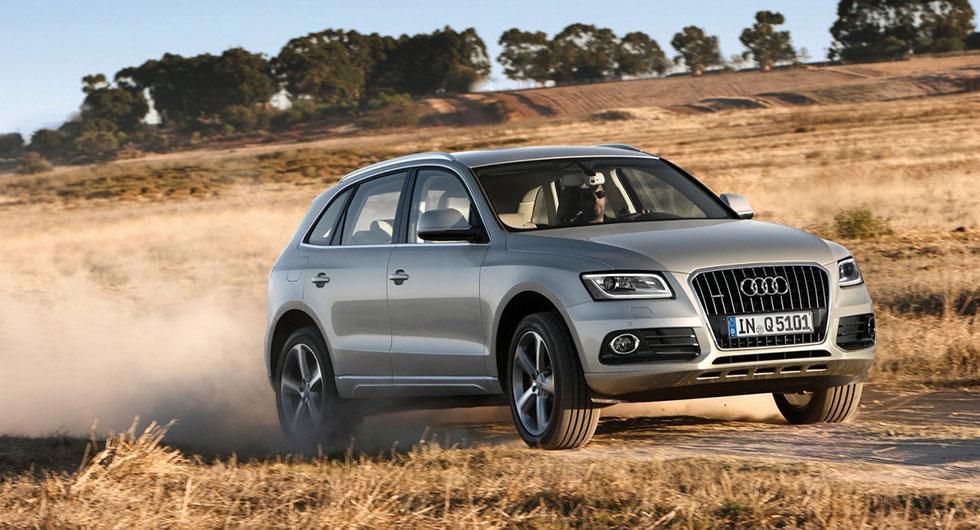 Audi Q5 är en av bilmodellerna som ökat sitt snittpris på begagnatmarknaden efter nya skattereglerna bonus-malus.