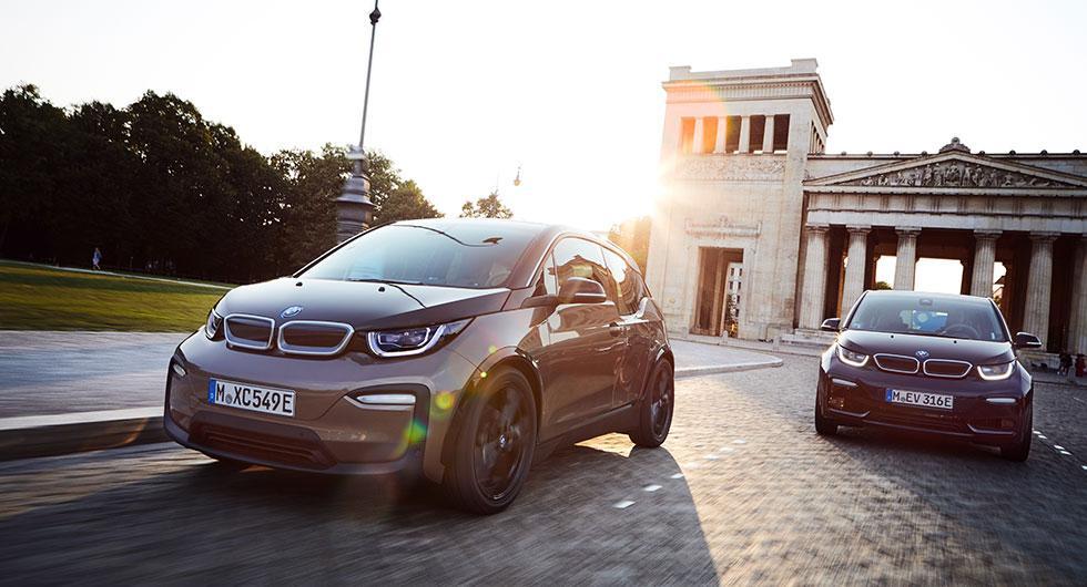 BMW i3 når längre
