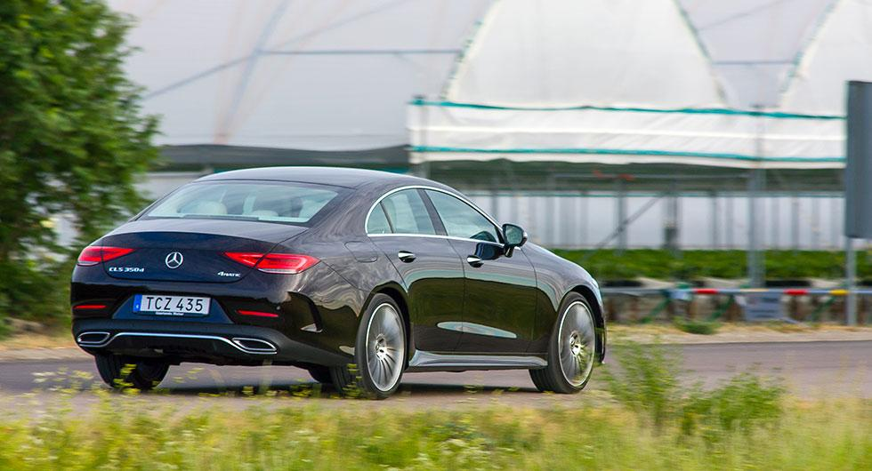 Provkörning: Mercedes-Benz CLS (2018)