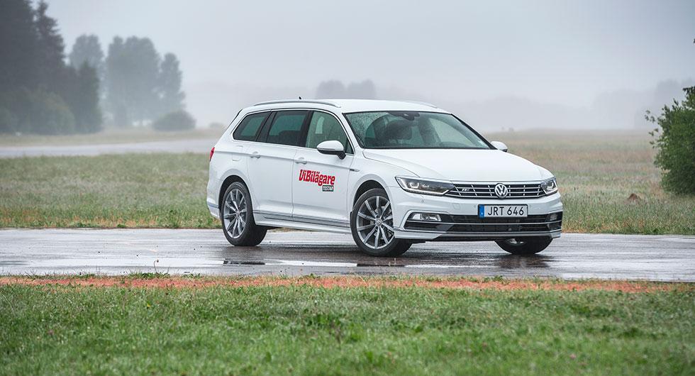 Volkswagen Passat Sportscombi.