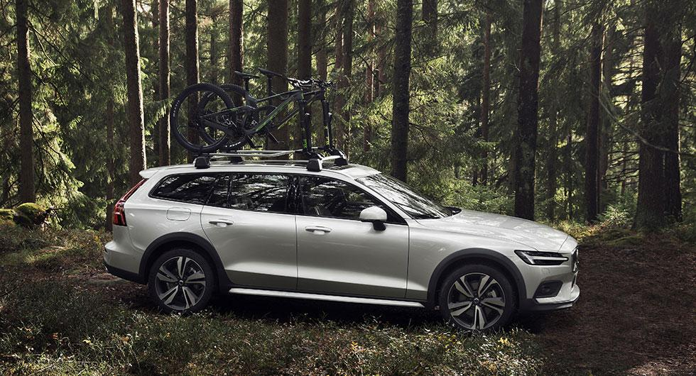Här är Volvo V60 som Cross Country