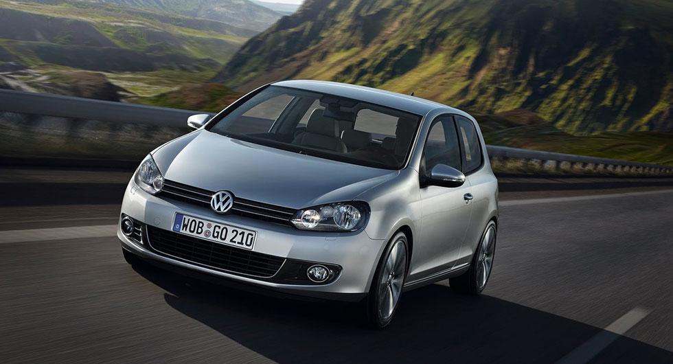 En trasig fjäder är konstaterad på frågeställarens Volkswagen Golf från 2009 och funderingen är om det går att köra ändå.