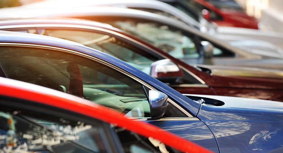 Högre pris på begagnade bilar