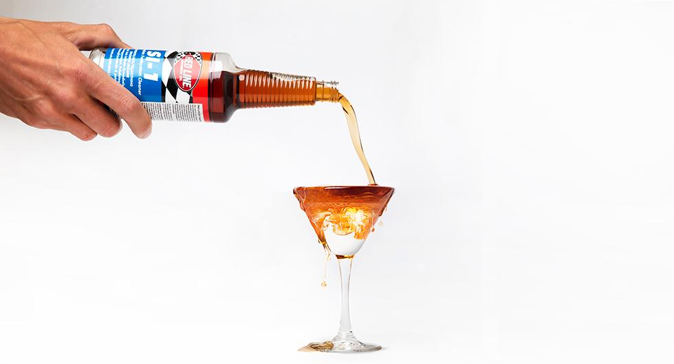 Tillsatser ger tvivelaktig cocktail