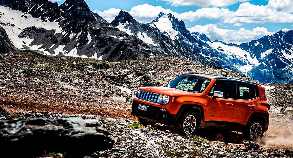 Jeep Renegade blir Plug-in hybrid