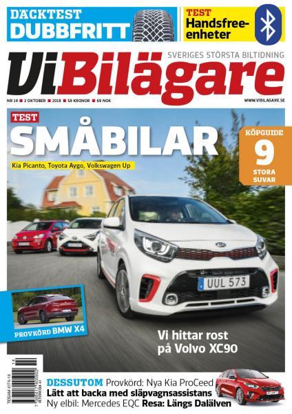 Vi Bilägare 14/2018 – nytt nummer