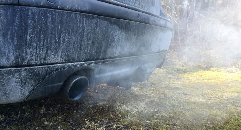 Läckage är bilprovningens vanligaste anmärkning mot avgassystemet.