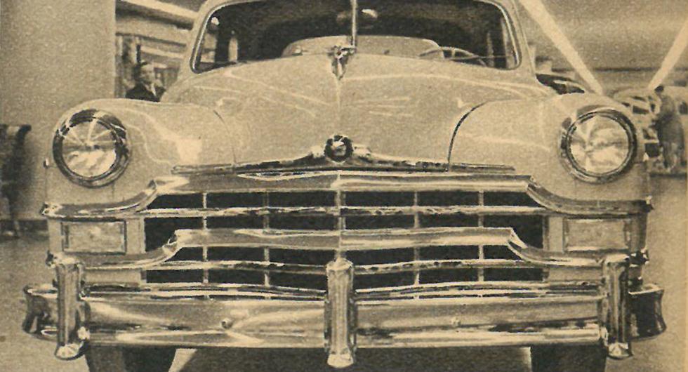 Bildquiz: 1949 års modeller