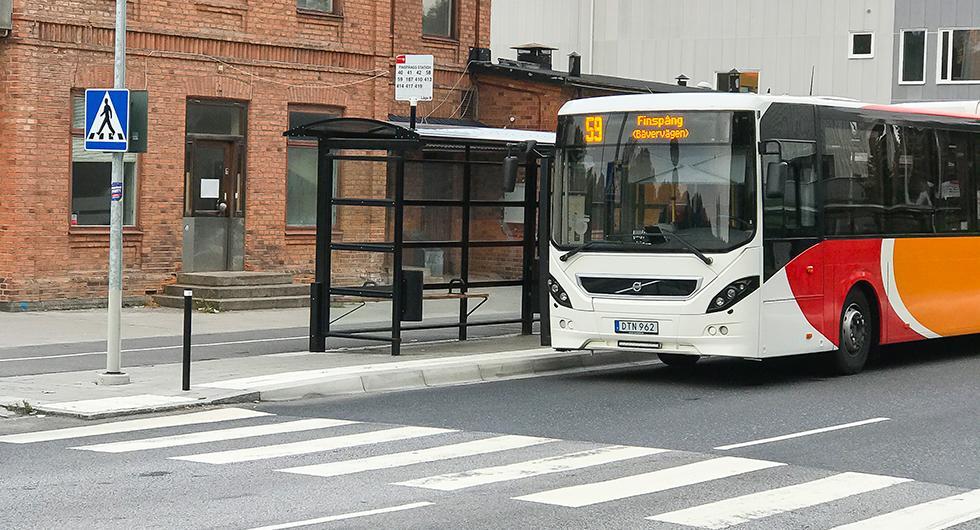 Bilfrågan: Får jag stanna bussen här?