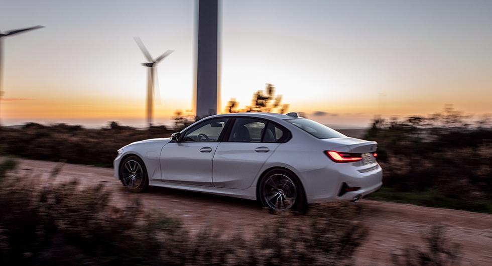 BMW boostar laddbar 3-serie