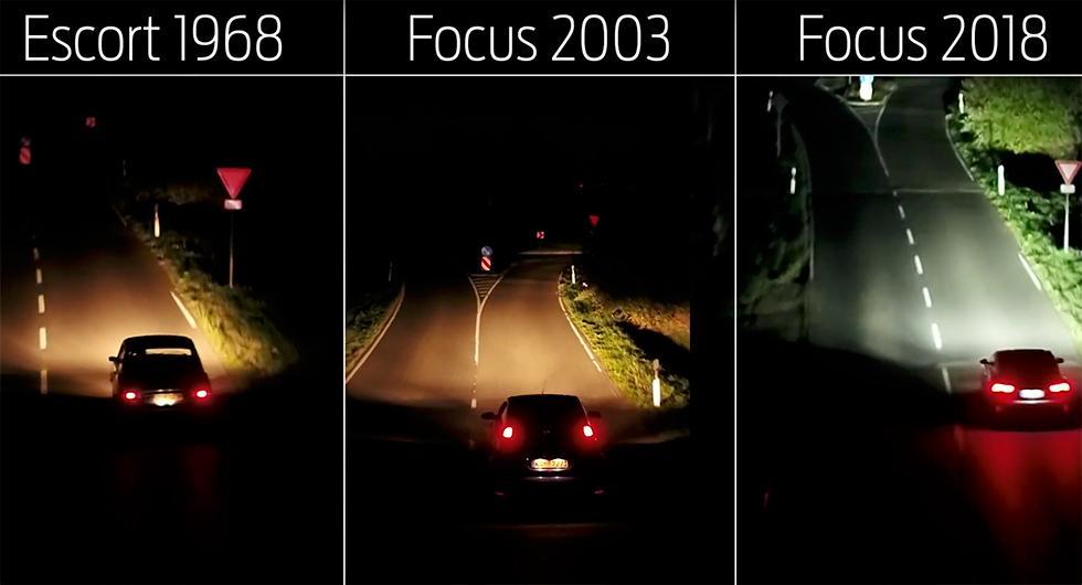 Ljusare tider för bilarna
