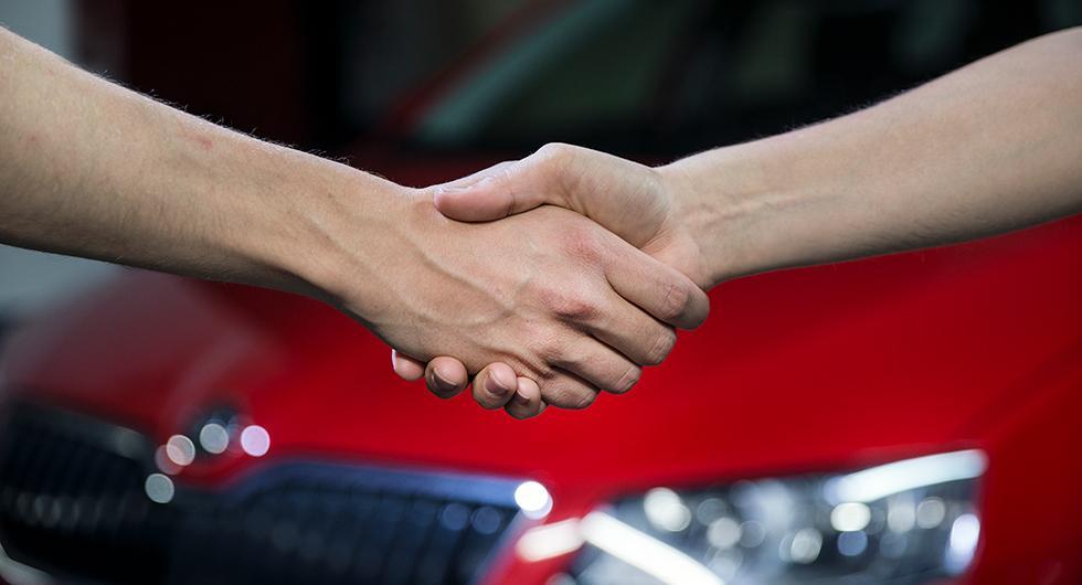Varudeklaration på begagnade bilar