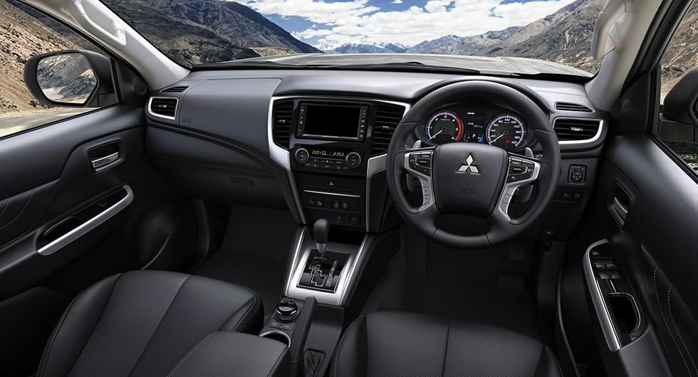 Mitsubishi förnyar pickupen L200