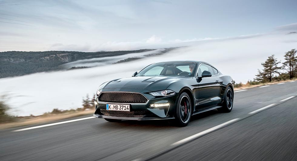 Ford gör tystare bilar