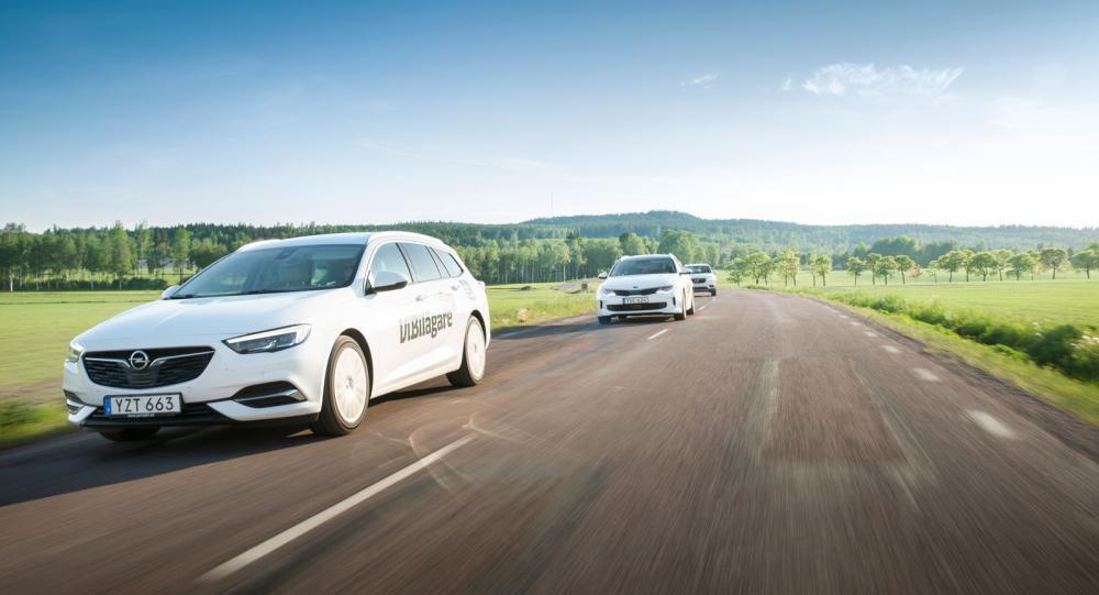 Opel är ett märke där kunden kan förvänta sig en lånebil likvärdig med den egna.
