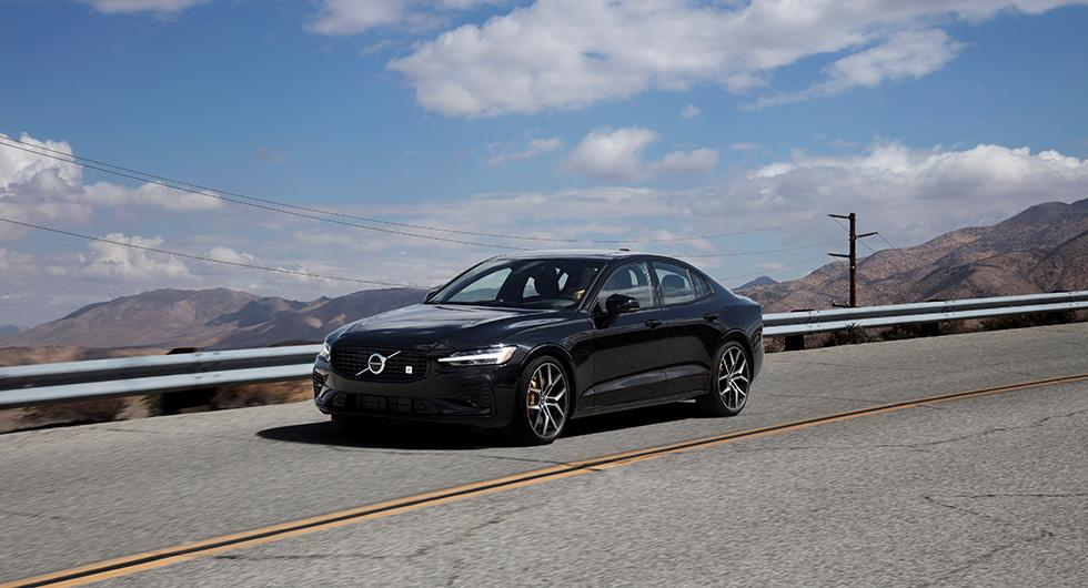 Volvo bromsar expansion i USA