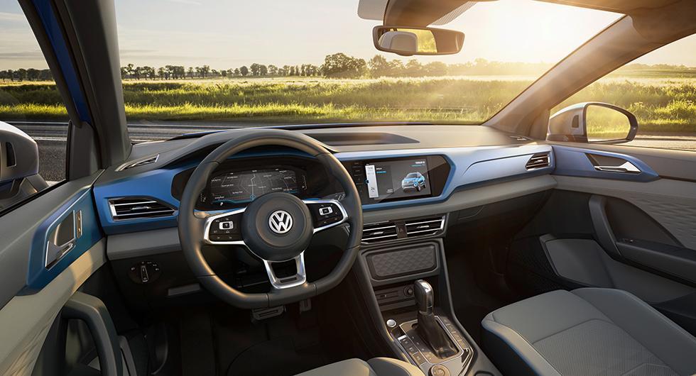 Tarok ny pickup från Volkswagen