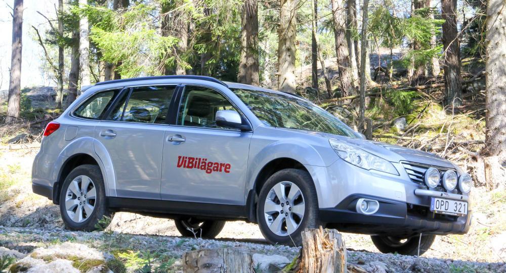 Subaru Outback är ett bra alternativ till suv, så bra att vi 2014 utsåg den till bästa begbil i den fyrhjulsdrivna klassen.