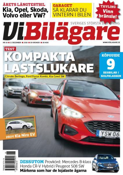 Vi Bilägare 18/2018 – nytt nummer
