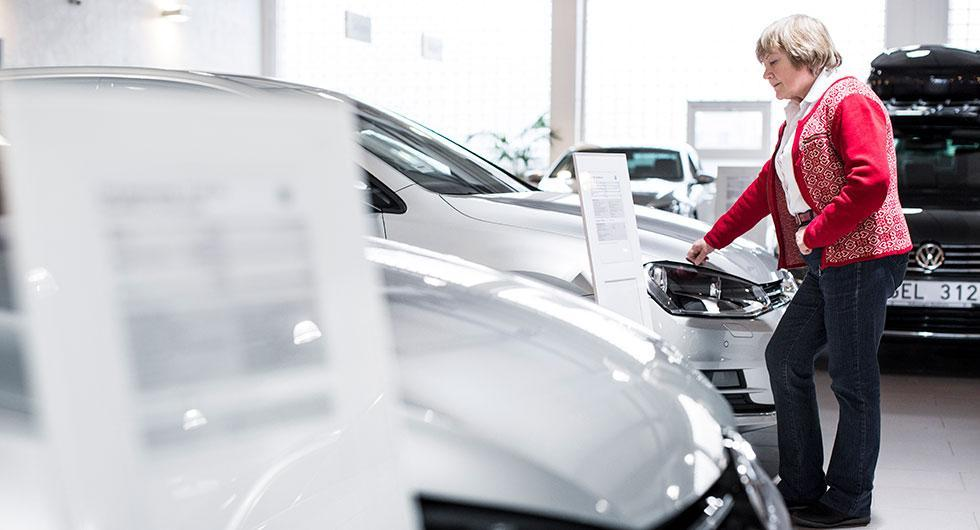 Begagnade bilar står för flest klagomål